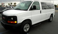 2011 GMC Savana Passenger LS 3500