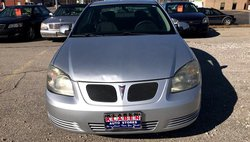 2009 Pontiac G5 Base
