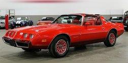 1979 Pontiac Firebird Red Bird