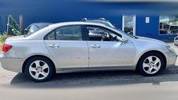 2007 Acura RL Tech Pkg