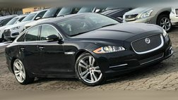 2015 Jaguar XJ 4dr Sedan AWD