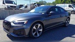 2021 Audi A5 2.0T quattro Prestige