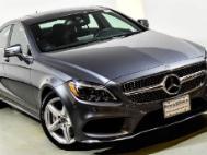2018 Mercedes-Benz CLS-Class CLS 550 4MATIC
