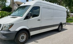 2015 Mercedes-Benz Sprinter Cargo 2500