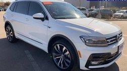 2020 Volkswagen Tiguan 2.0T SEL Premium R-Line 4Motion
