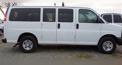 2012 Chevrolet Express LS 2500