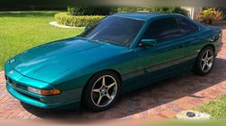 1993 BMW 8 Series 850Ci