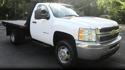 2012 Chevrolet Silverado 3500HD Work Truck
