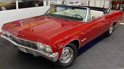 1965 Chevrolet Impala - SUPER SPORT CONVERTIBLE - 454 C.I. ENGINE - 4 SP