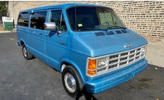 1991 Dodge Ram Wagon 150