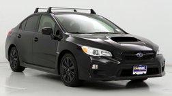 2020 Subaru Impreza WRX Base