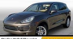 2014 Porsche Cayenne Standard