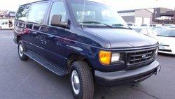 2005 Ford E-Series Wagon E-350 Super Duty XL