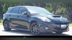 2013 Mazda MAZDASPEED3 Touring
