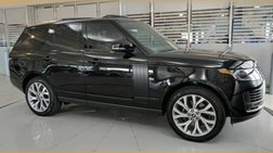 2020 Land Rover Range Rover PHEV HSE