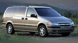 2005 Chevrolet Venture LT Entertainer