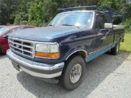 1992 Ford F-150 Custom SuperCab