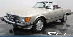 1987 Mercedes-Benz 560-Class 560 SL