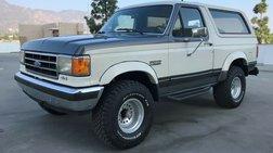 1991 Ford Bronco XLT