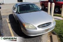 2002 Ford Taurus SES