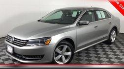 2013 Volkswagen Passat TDI SE