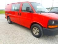 2008 Chevrolet Express Cargo Van 1500
