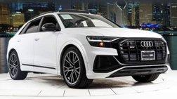 2020 Audi SQ8 4.0T quattro Premium Plus