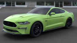 2020 Ford Mustang GT Premium