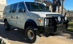 1999 Ford E-Series Van Quigley 4x4 E350 VAN *** NO RESERVE ***