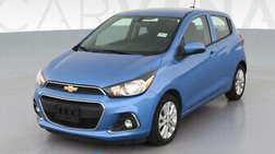 2016 Chevrolet Spark 1LT Manual