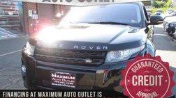2013 Land Rover Range Rover Evoque Coupe Dynamic