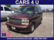 1997 Chevrolet Astro Cargo Van AWD