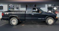 2002 Chevrolet S-10 LS