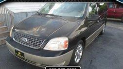 2004 Ford Freestar Limited