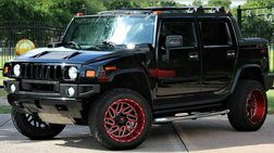 """2008 HUMMER H2 Luxury Superchargered  Lifted  22"""" Fuel Rims"""