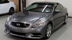 2010 Infiniti G37 Coupe 2dr Sport RWD