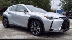 2019 Lexus UX 250h Luxury
