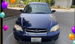 2006 Subaru Legacy i Wagon 4D