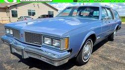 1984 Oldsmobile Custom Cruiser Base