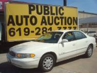 2002 Buick Century Custom