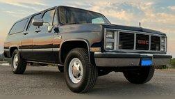 1985 GMC Suburban C2500