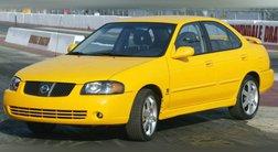 2006 Nissan Sentra SE-R Spec V
