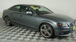 2012 Audi S4 3.0T quattro Prestige