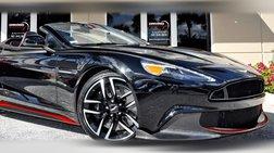 2018 Aston Martin Vanquish Volante $352k MSRP!!