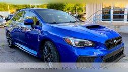 2018 Subaru Impreza WRX STi STI Limited