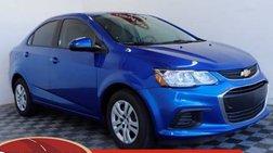 2020 Chevrolet Sonic LS