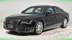 2014 Audi A8 3.0T quattro