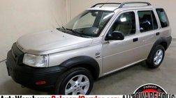2003 Land Rover Freelander HSE