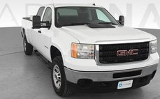 2012 GMC Sierra 3500HD Work Truck