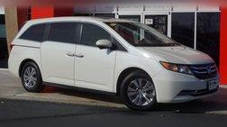 2017 Honda Odyssey EX-L w/RES